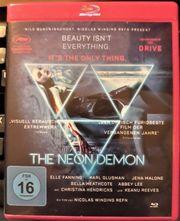 THE NEON DEMON BLUERAY