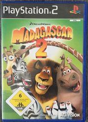 Madagascar 2 Spiel für PlayStation