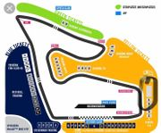 4 x Moto GP-Weekend Ticket