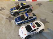 diverse Polizei Auto s mit