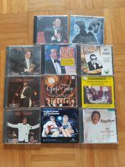Verschiedene CDs