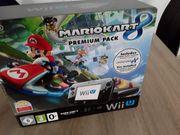 Nintendo Wii U Farbe Schwarz