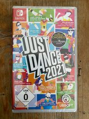 Just Dance 2021 für Nintendo