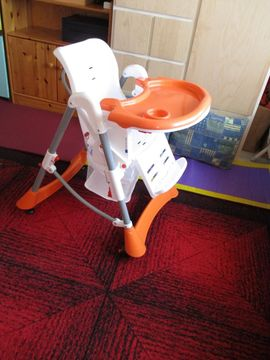 Kinderstuhl: Kleinanzeigen aus Stein - Rubrik Laufställe, Hochstühle, Zubehör