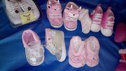 6 Paar Baby Schuhe Erstlingsschuhe