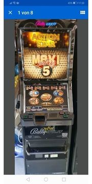 Spielautomat Bally Wulff Maxi Play