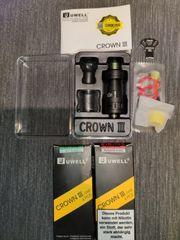 Uwell Crown 3 Verdampfer