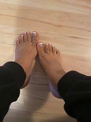 Füße verwöhnen