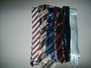 Verkaufe 7 Krawatten 2 gebraucht