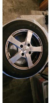Alufelgen incl Sommerbereifung für Peugeot
