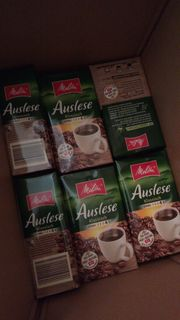 14x Melitta Kaffee Auslese