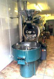 Industrielle Kaffeerösterei