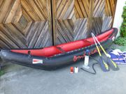 Schlauchboot Kanu Outside von Grabner