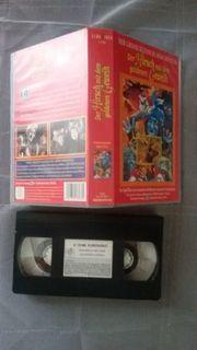Russische Märchen - - 5 VHS Videokassetten