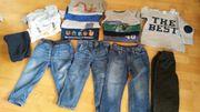 Bekleidungspacket Jungenset Bekleidung Jungshägr 86-92