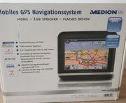 Mobiles GPS Navigationssystem