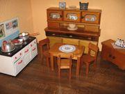 Herd Küchemöbel für große Puppenstube