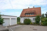 Haus in Satteldorf Randlage Nähe