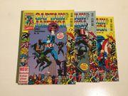 Captain America - Taschenbuch Softcover