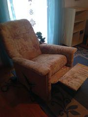 Sessel elektrisch einstellbar