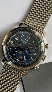 CARL VON ZEYTEN Armbanduhr Herren