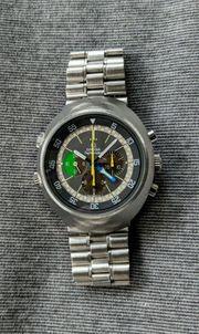 Vintage Omega Flightmaster Chronograph 145