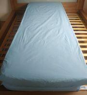 Bettlaken aus Baumwolle mit Gummiband