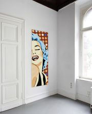 Kunstdruck Neo Pop Art Marilyn