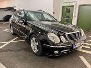 Mercedes Benz E320 T CDI