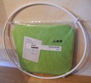 IKEA ENSTA Betthimmel Moskitonetz grün