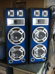 Skytec DJ PA HI-FI LAUTSPRECHER