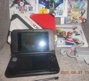 Nintendo 3DS XL Konsole Rot-OVP