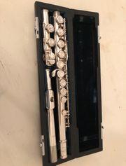 Azumi AZ1000E Querflöte Brass Silber