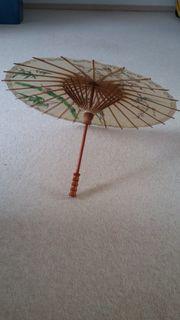 Papier-Schirm