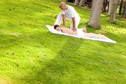 Zertifizierter PRAKTIKER für Wellness-Massage zu