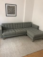 Landskrona 3er Sofa mit Recamiere