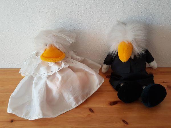 Nici Brautpaar Rabe Ente