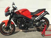 Motorrad Triumph Speed Triple 1050