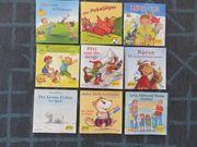 9 x PIXI Bücher
