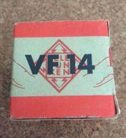 Telefunken VF14 sealed NIB for