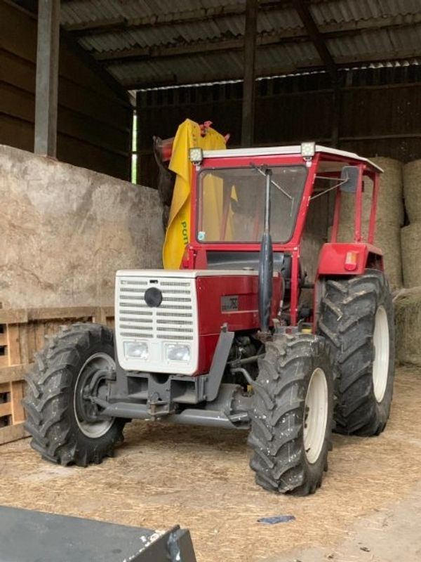 Traktor Steyr 760