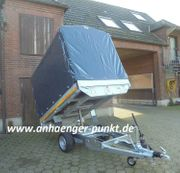 PKW Anhänger Kipper 1500 kg