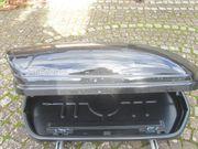 Dachbox MENABO MANIA 320 schwarz