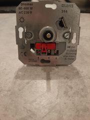 Jung 244 Drehdimmer 60-600W für