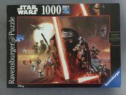 Star Wars Puzzle Das Erwachen
