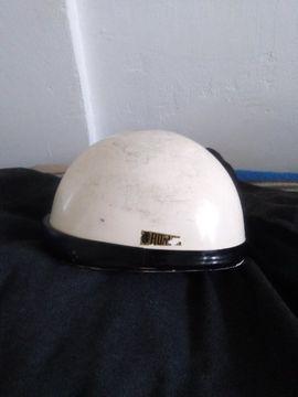 Motorrad-Helme, Protektoren - Motorat Helm mit Brille eine