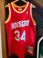 Original NBA Houston Rockets 34