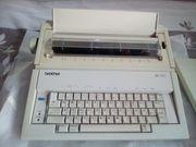 Elektrische Schreibmaschine brother AX-110