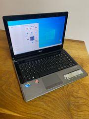 Laptop Acer i7 Prozessor