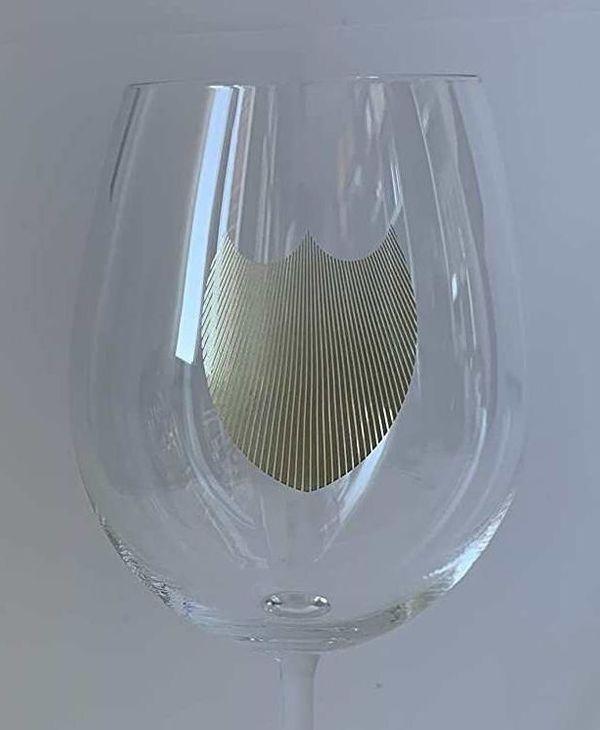 Dom Perignon Champagner Glas Big